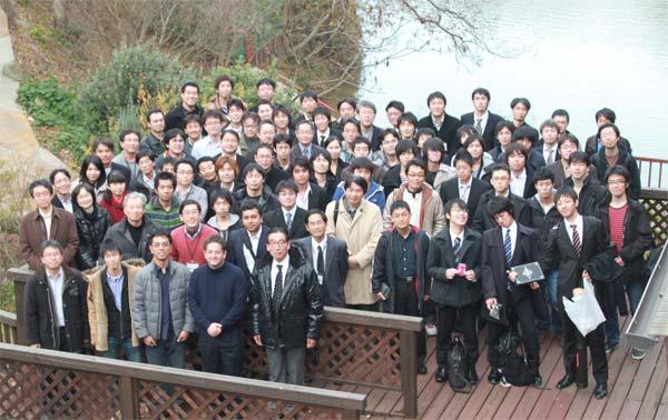 進化計算シンポジウム2010参加者集合写真