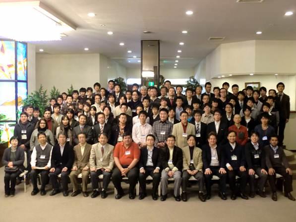 進化計算シンポジウム2012参加者集合写真
